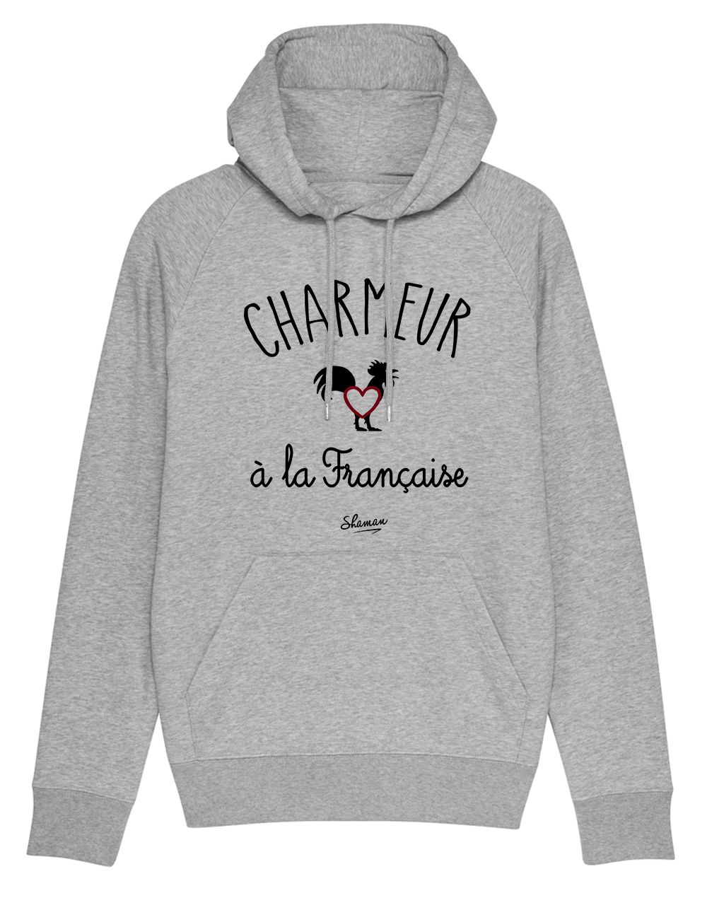 "Sweat capuche ""Charmeur """