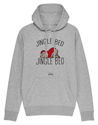"Sweat capuche ""Jingle bed"""