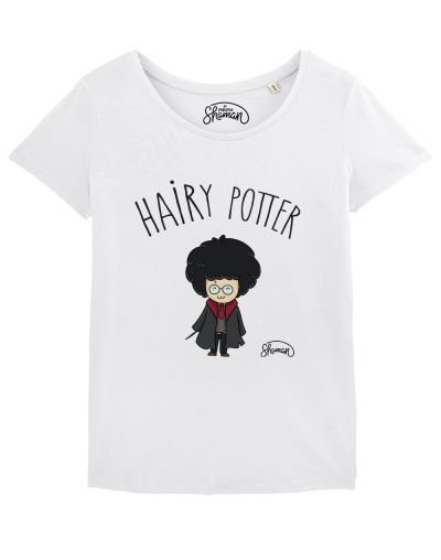 "T-shirt ""Hairy Potter"""