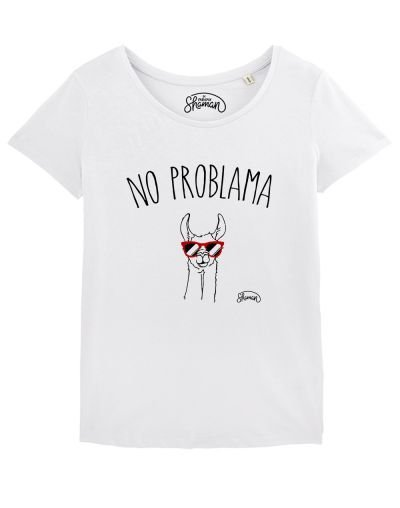"T-shirt ""No problama"""