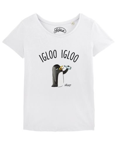 "T-shirt ""Igloo igloo"""