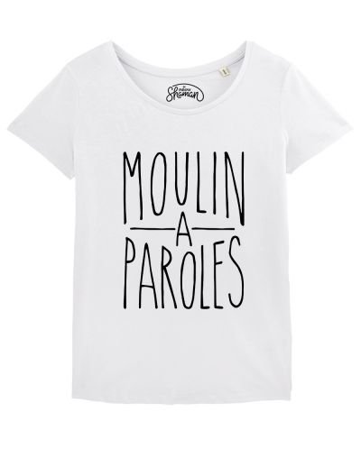 "T-shirt ""Moulin à Paroles"""