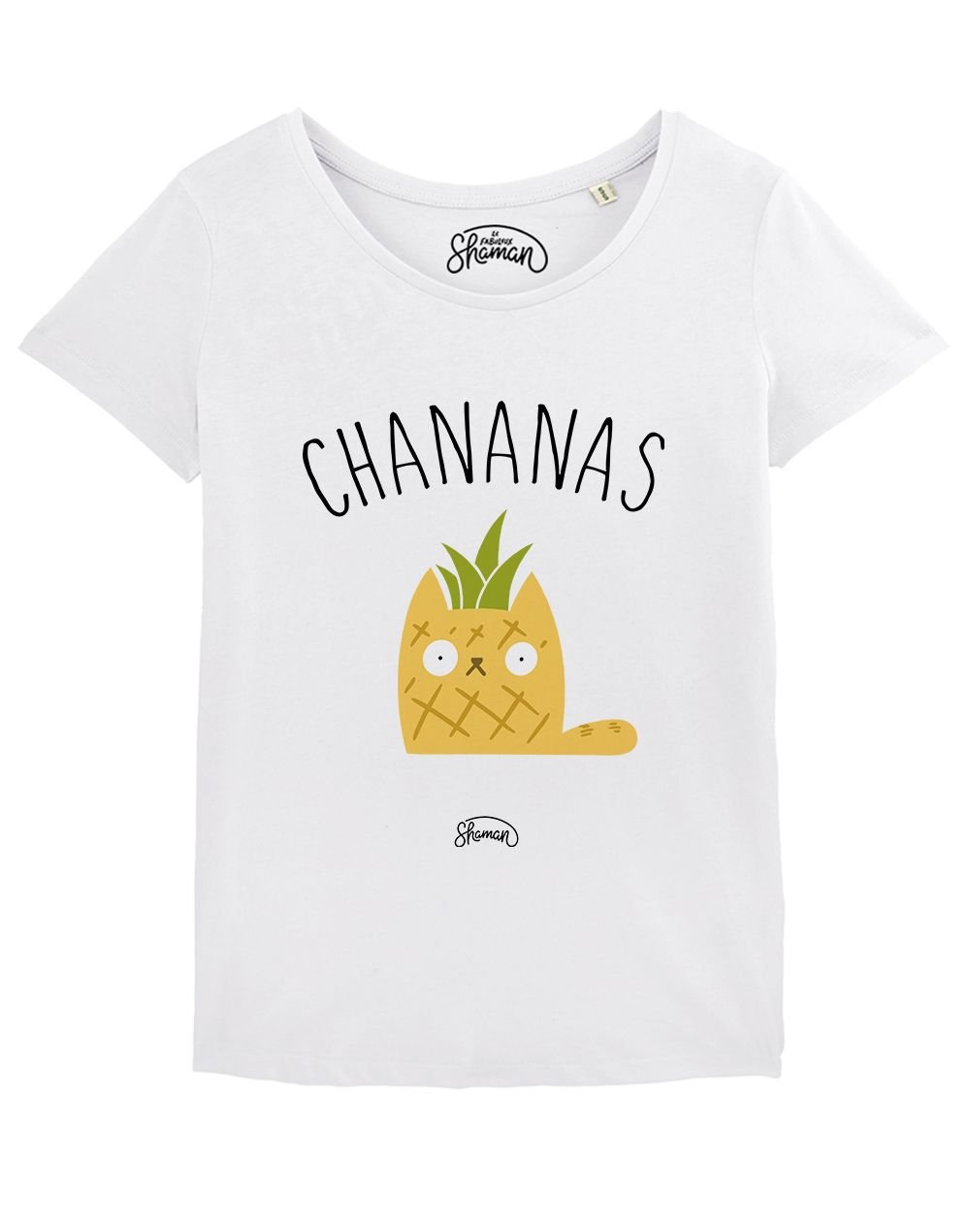 "T-shirt ""Chananas"""