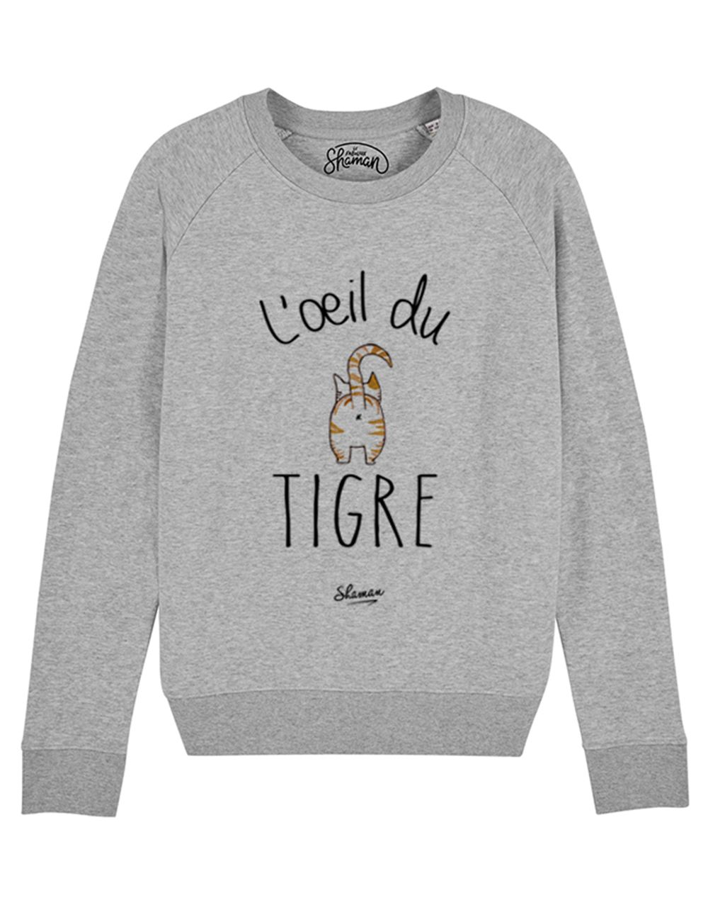 "Sweat ""L'oeil du Tigre"""