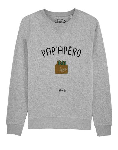 "Sweat ""Papa Apéro"""