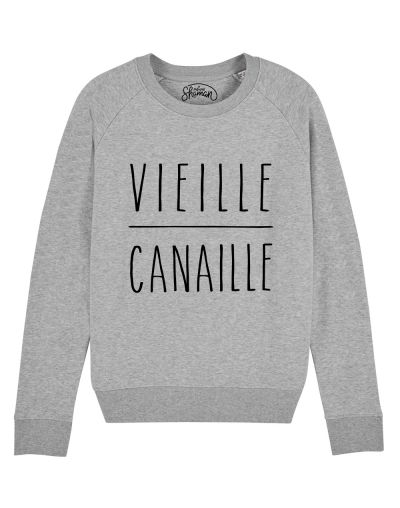 "Sweat ""Vieille Canaille"""