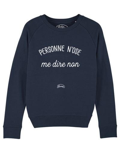 "Sweat ""Personne n'ose"""