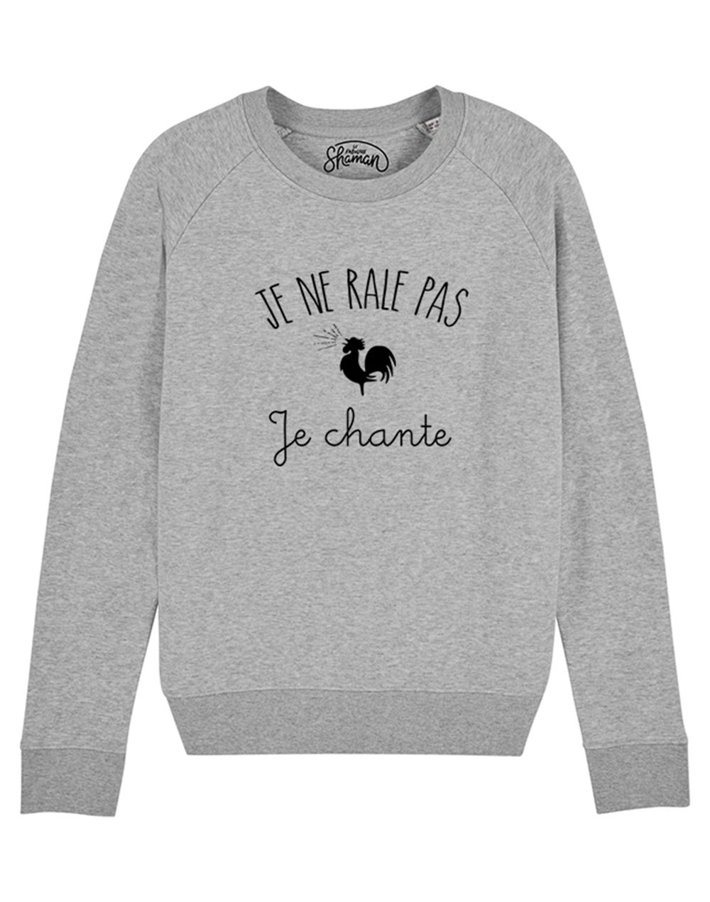 "Sweat ""Je ne râle pas"""