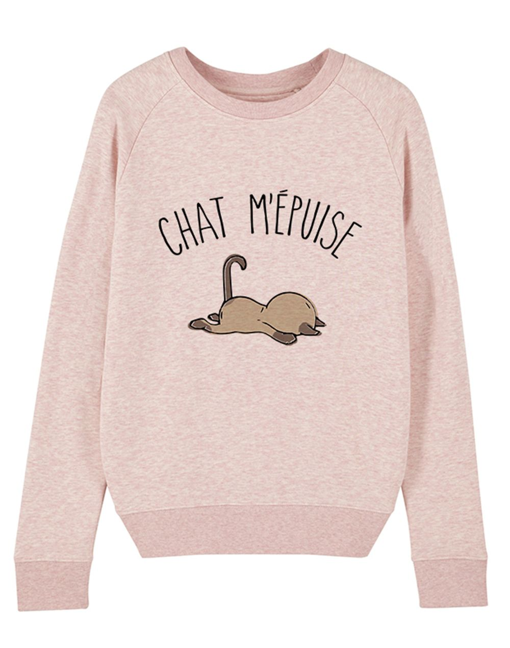 "Sweat ""Chat m'épuise"""