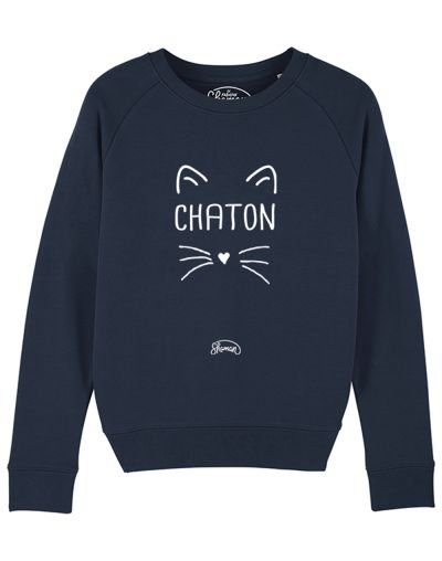 "Sweat ""Chaton"""