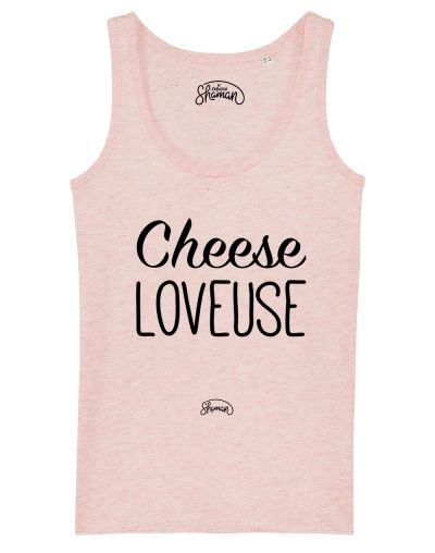 "Top ""Cheese loveuse"""
