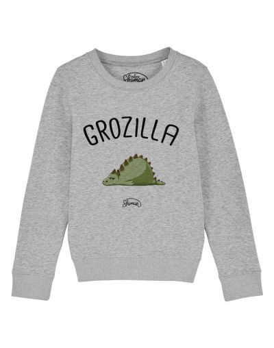"Sweat ""Grozilla"""