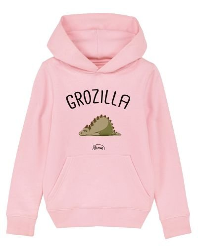 "Sweat capuche ""Grozilla"""