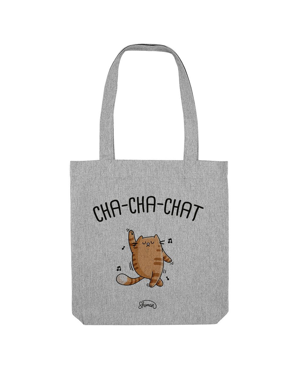 "Tote Bag ""Chachachat"""