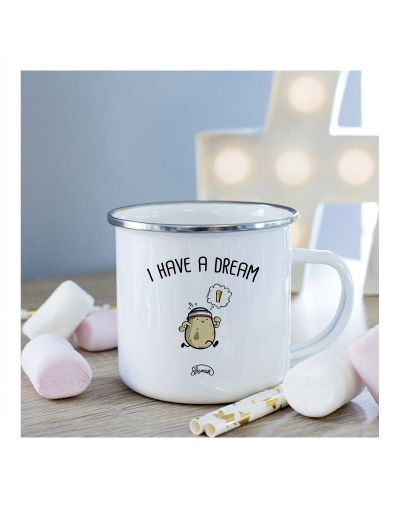 "Mug ""I have a dream"""