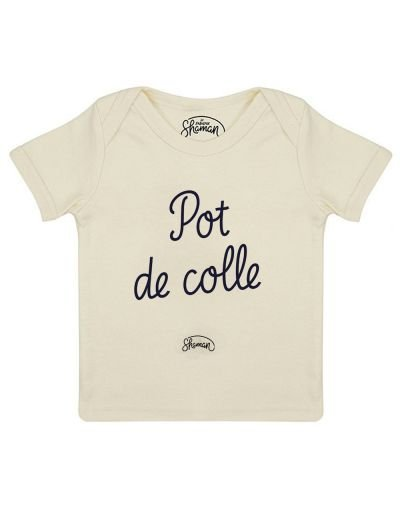 "Tee-shirt ""Pot de colle"""