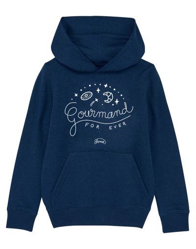 "Sweat capuche ""Gourmand"""