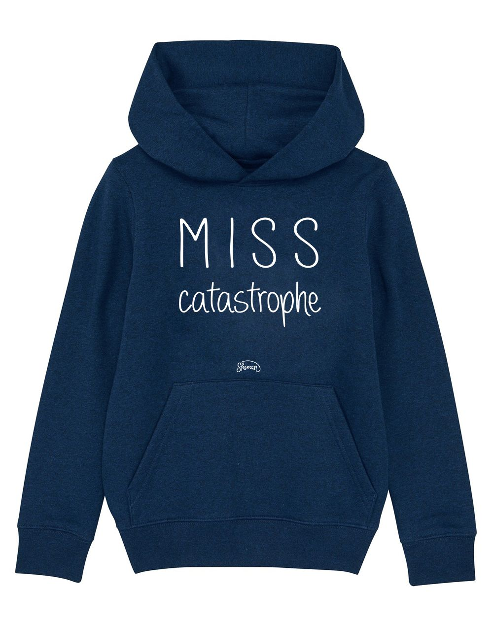 "Sweat capuche ""Miss cata"""