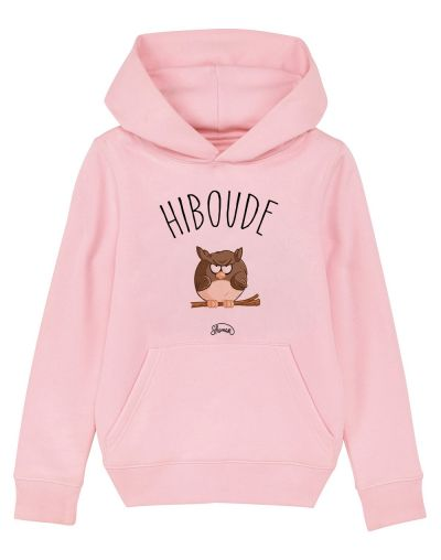 "Sweat capuche ""Hiboude"""