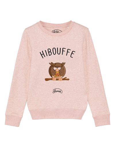 "Sweat ""Hibouffe"""
