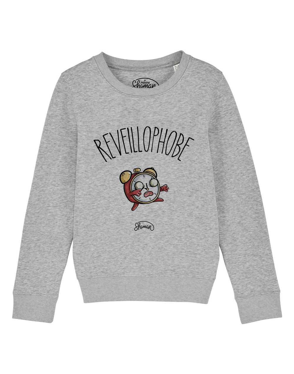 "Sweat ""Reveillophobe"""