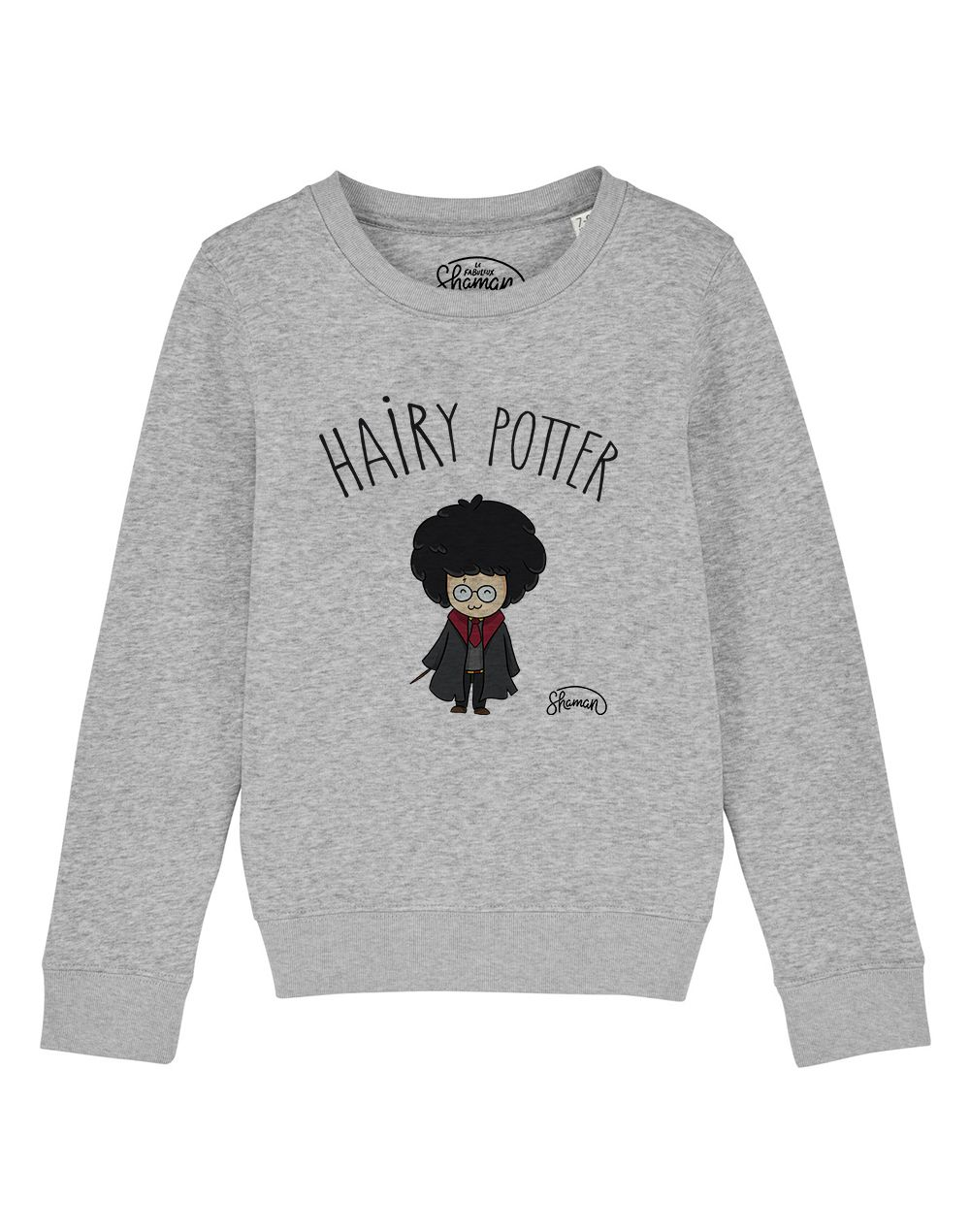 "Sweat ""Hairy potter"""