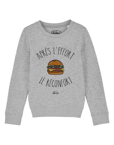 "Sweat ""Le réconfort"""