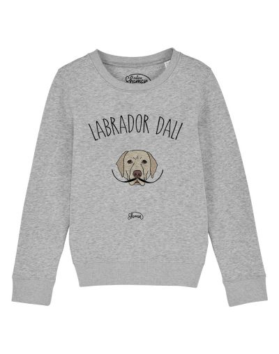 "Sweat ""Labrador Dali"""