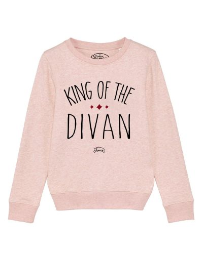 "Sweat ""King of the divan"""