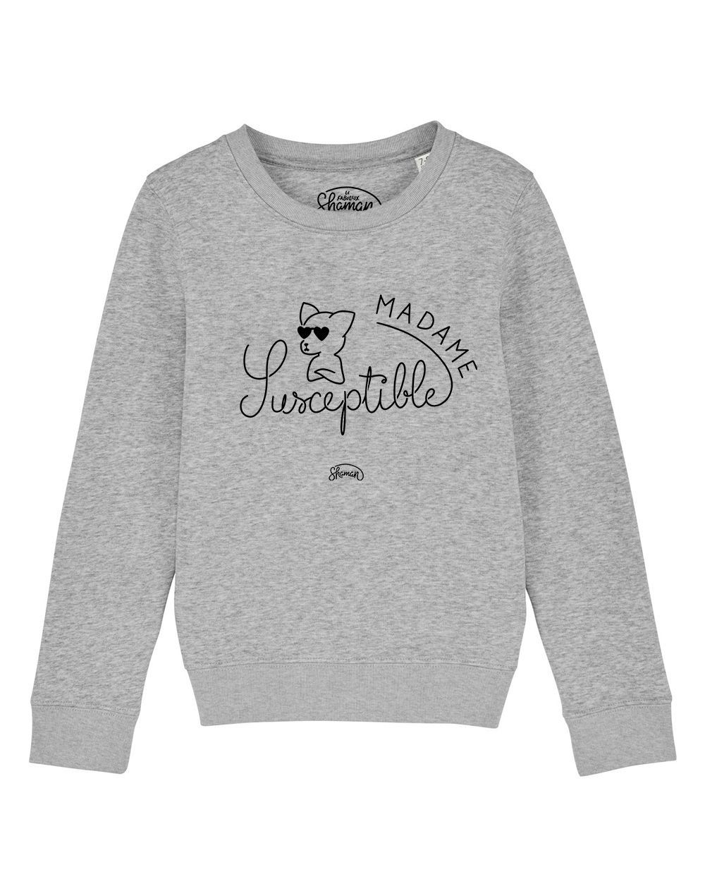 "Sweat ""Madame Susceptible"""