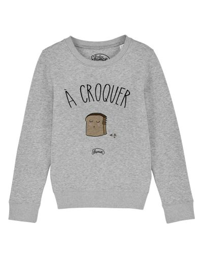"Sweat ""A croquer"""