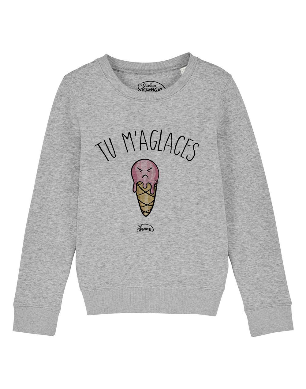 "Sweat ""tu m'aglace"""