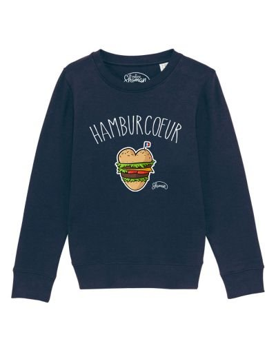 "Sweat ""Hamburcoeur"""