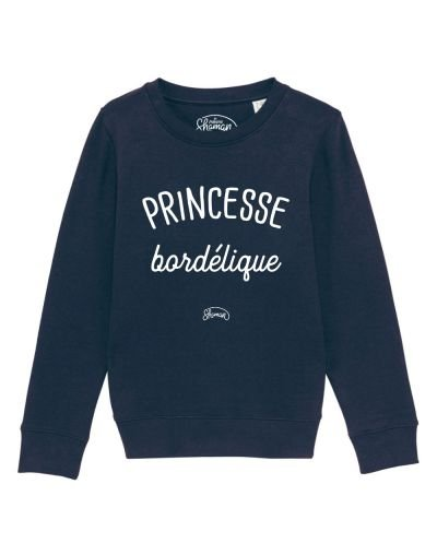 "Sweat ""Princesse bordélique"""