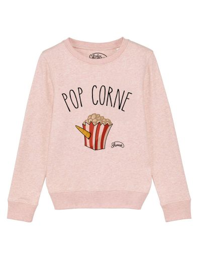 "Sweat ""Pop corne"""