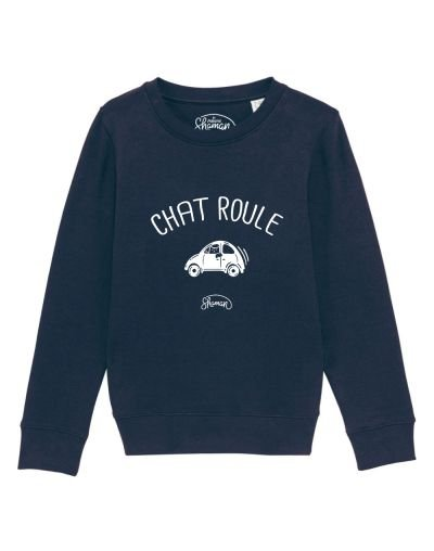 "Sweat ""Chat-Roule"""