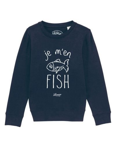 "sweat ""je m'en fish"""