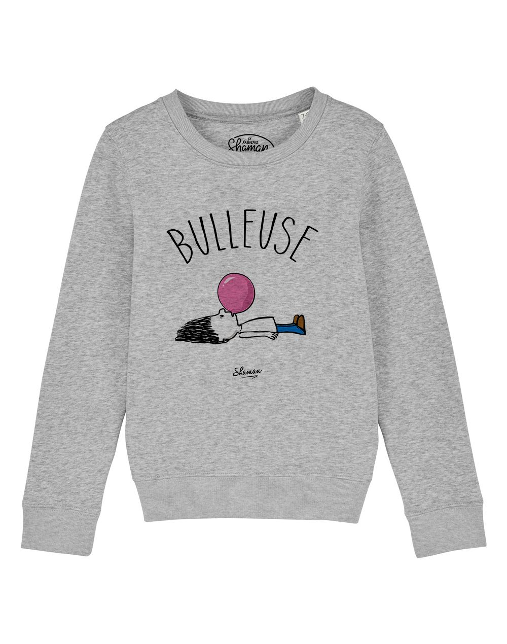 "sweat ""bulleuse"""
