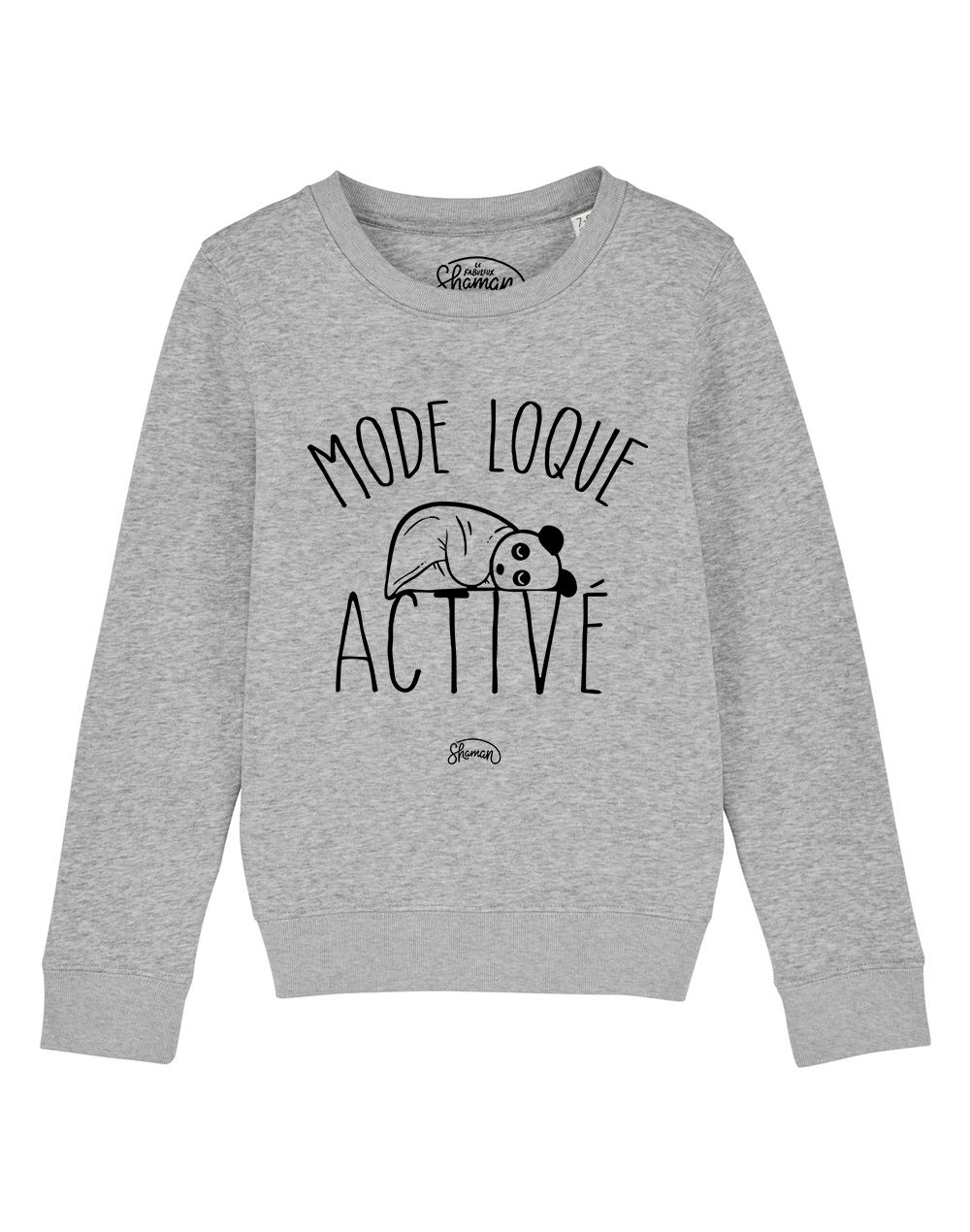 "Sweat ""Mode loque"""