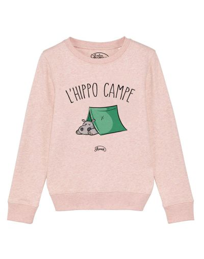 "Sweat ""Hippo campe"""