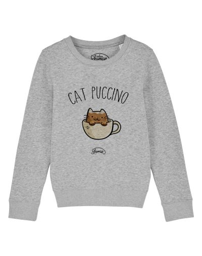 "Sweat ""Cat puccino"""