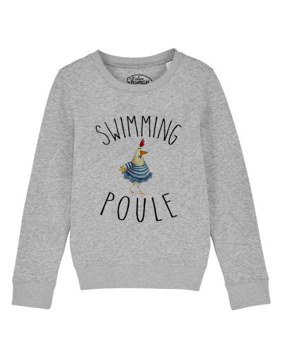 "sweat "" swimming poule"""
