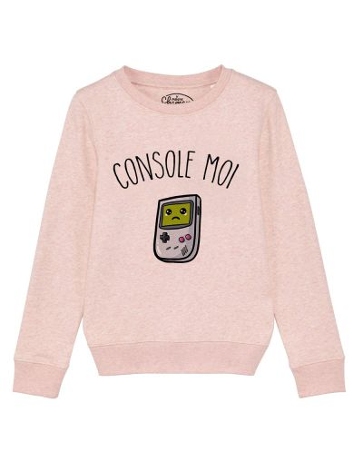"Sweat ""Console moi"""