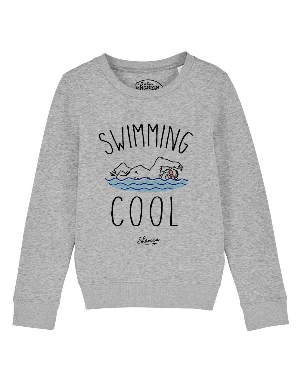 "sweat ""swimming cool"""