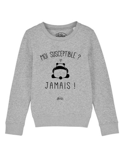 "Sweat ""Moi susceptible"""