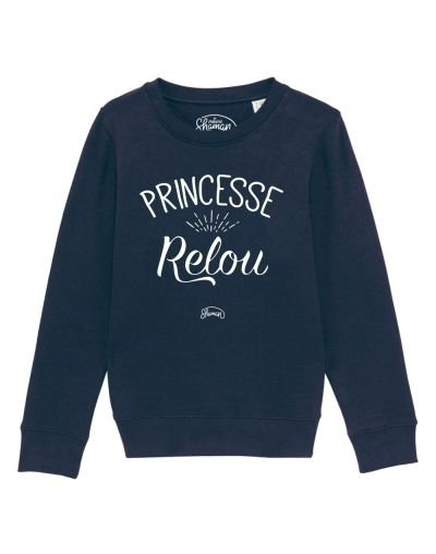 "Sweat ""Princesse relou"""