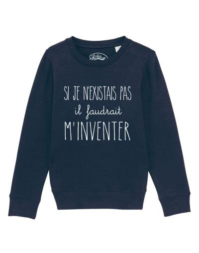 "sweat ""existais pas"""