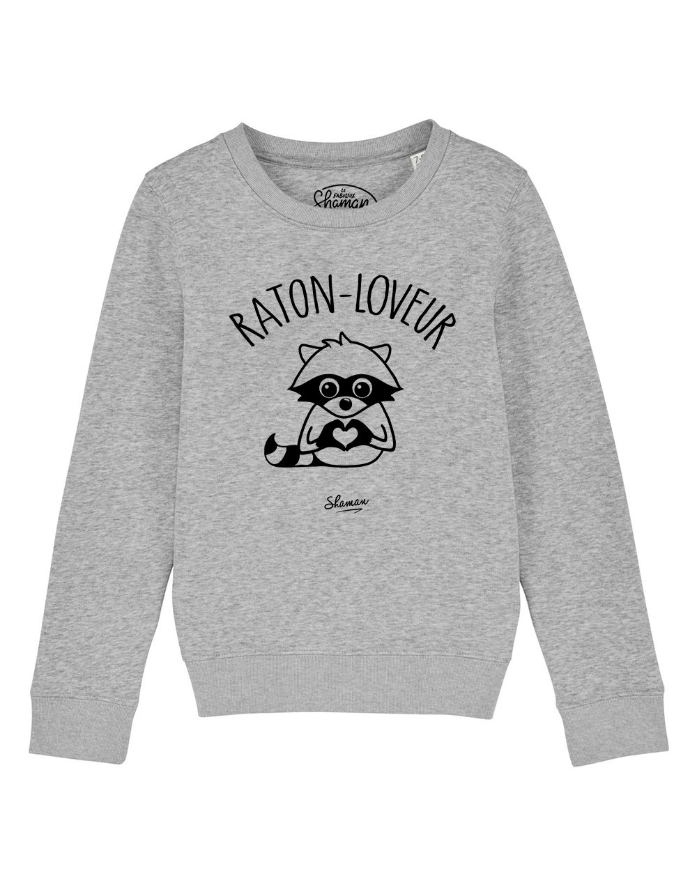 "sweat ""raton loveur"""