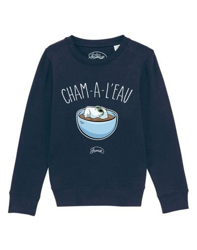 "Sweat ""Cham à l'eau"""