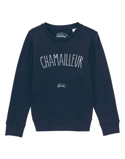 "Sweat ""Chamailleur"""